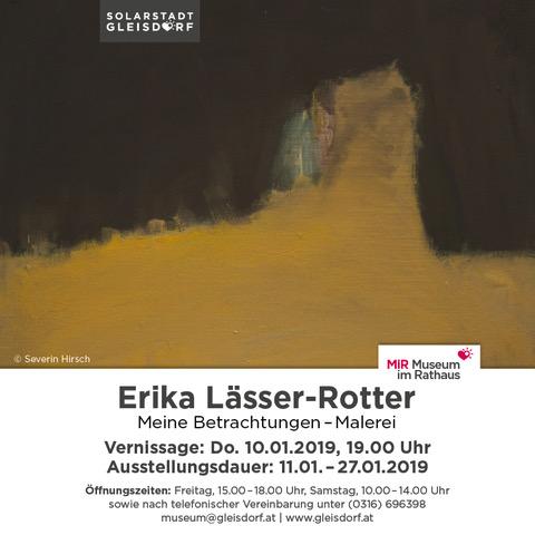 Erika Lässer-Rotter, Meine Betrachtungen